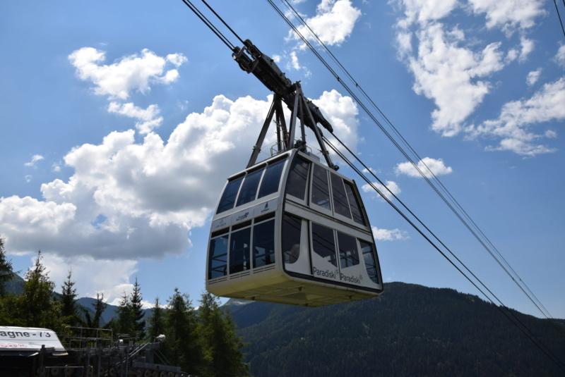Téléphérique bicâbles Vanoise express  Dsc_0011