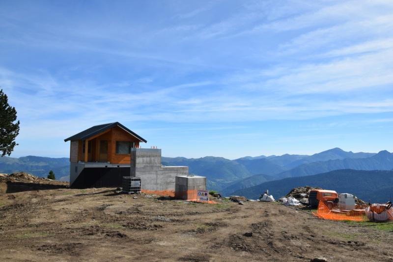 Construction télésiège fixe 4 places Bisorne (TSF4) - LST, Ax 3 Domaines Dsc_0021