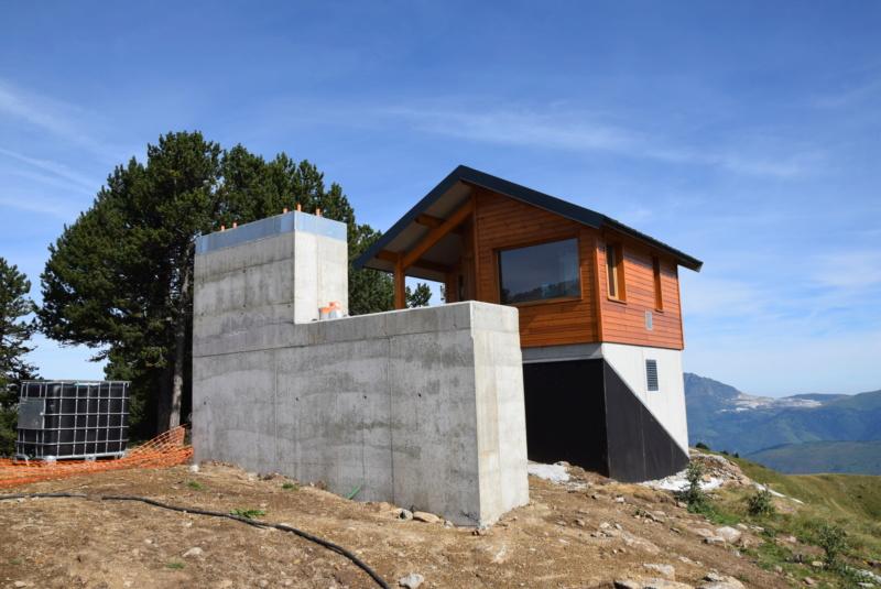 Construction télésiège fixe 4 places Bisorne (TSF4) - LST, Ax 3 Domaines Dsc_0022