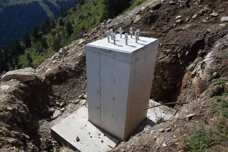 Construction télésiège fixe 4 places Bisorne (TSF4) - LST, Ax 3 Domaines Dsc_0026