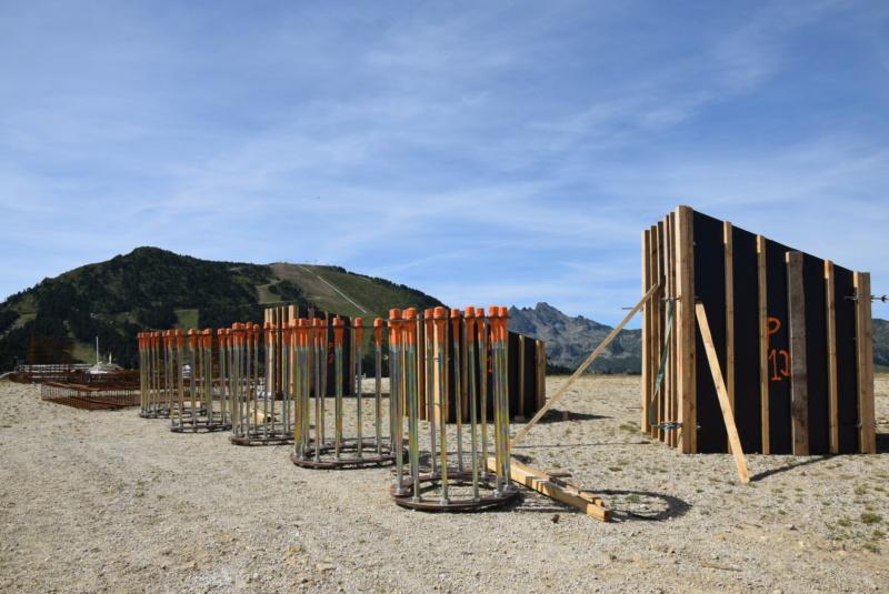 Construction télésiège fixe 4 places Bisorne (TSF4) - LST, Ax 3 Domaines Dsc_0029