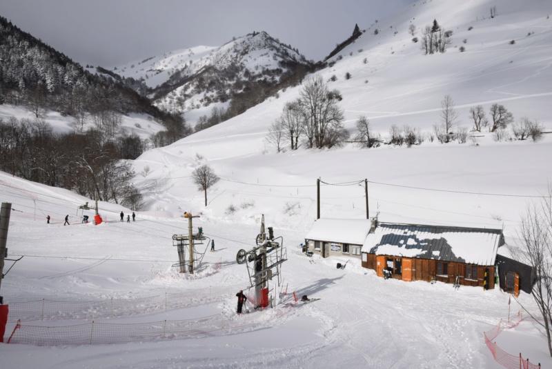 Station de ski Bourg d'Oueil Dsc_0102