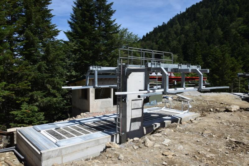 Construction télésiège fixe 4 places Bisorne (TSF4) - LST, Ax 3 Domaines Dsc_0126