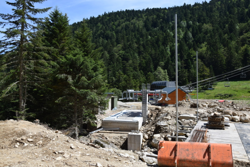Construction télésiège fixe 4 places Bisorne (TSF4) - LST, Ax 3 Domaines Dsc_0127