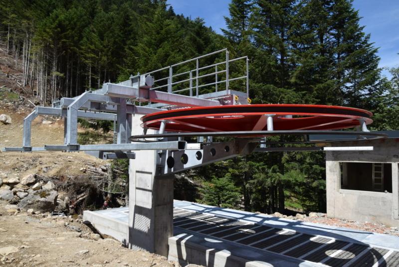 Construction télésiège fixe 4 places Bisorne (TSF4) - LST, Ax 3 Domaines Dsc_0128
