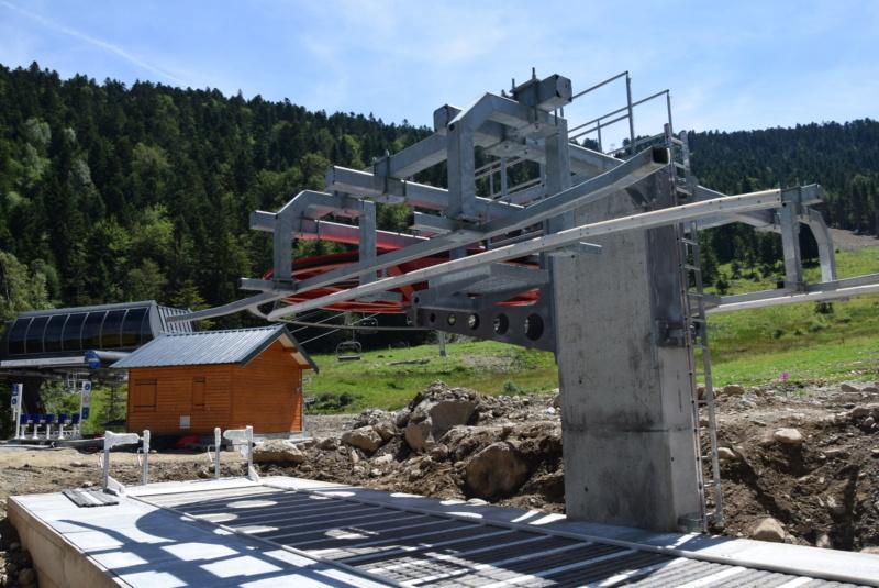 Construction télésiège fixe 4 places Bisorne (TSF4) - LST, Ax 3 Domaines Dsc_0130