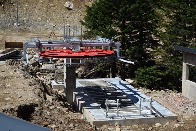 Construction télésiège fixe 4 places Bisorne (TSF4) - LST, Ax 3 Domaines Dsc_0131