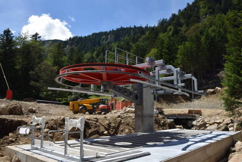 Construction télésiège fixe 4 places Bisorne (TSF4) - LST, Ax 3 Domaines Dsc_0132
