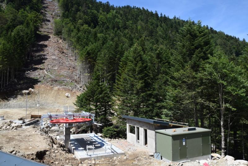 Construction télésiège fixe 4 places Bisorne (TSF4) - LST, Ax 3 Domaines Dsc_0133