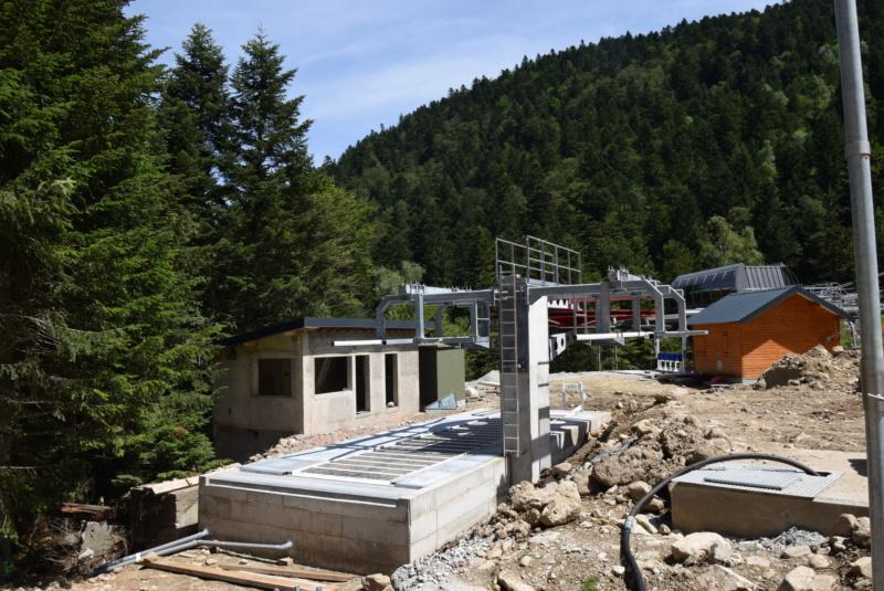 Construction télésiège fixe 4 places Bisorne (TSF4) - LST, Ax 3 Domaines Dsc_0136