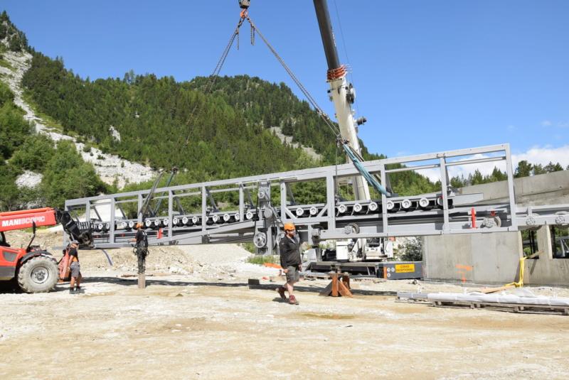 Construction télésiège débrayable Comborcière - Les Arcs (TSD4) Dsc_0310