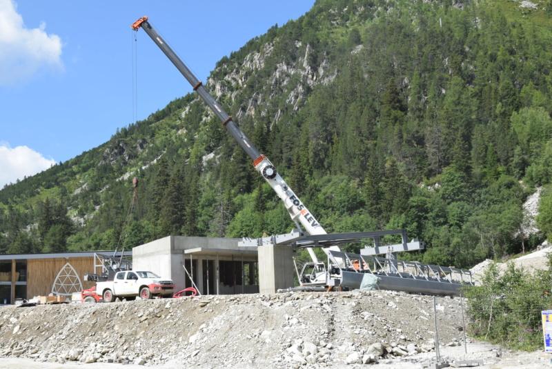 Construction télésiège débrayable Comborcière - Les Arcs (TSD4) Dsc_0311