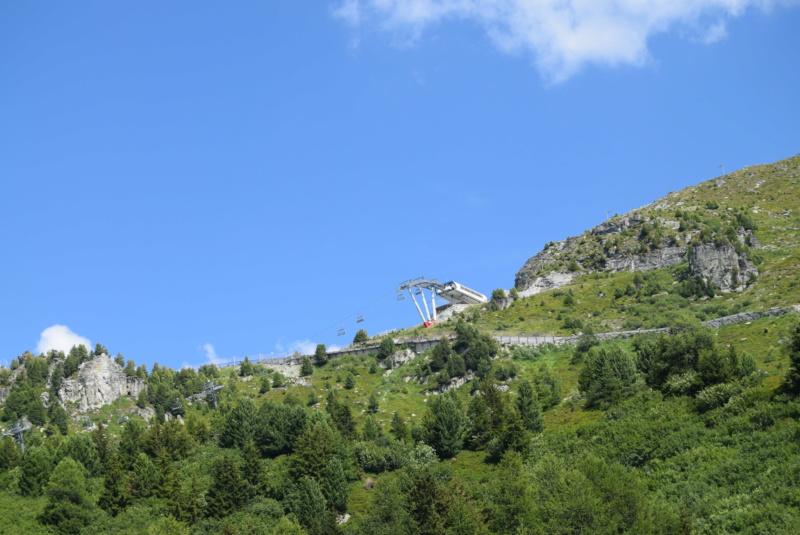 Télésiège débrayable 6 places (TSD6) Mont Blanc - BMF Dsc_0364