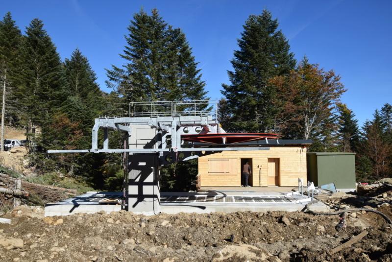 Construction télésiège fixe 4 places Bisorne (TSF4) - LST, Ax 3 Domaines Dsc_0376