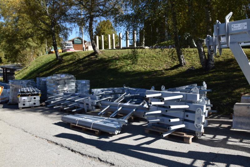 Construction télésiège fixe 4 places Bisorne (TSF4) - LST, Ax 3 Domaines Dsc_0382