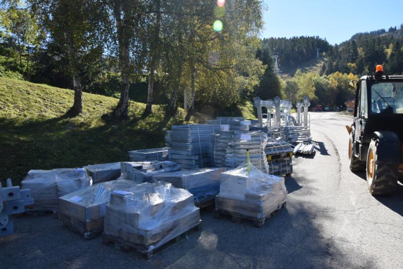 Construction télésiège fixe 4 places Bisorne (TSF4) - LST, Ax 3 Domaines Dsc_0389