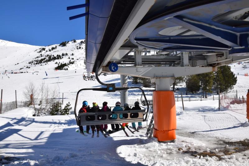 Télésiège débrayable 6 places (TSD6) Pic Blanc - Telesillas Dsc_0601