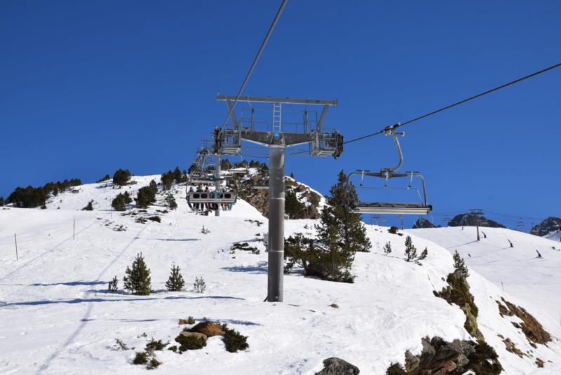 Télésiège débrayable 6 places (TSD6) Pic Blanc - Telesillas Dsc_0607