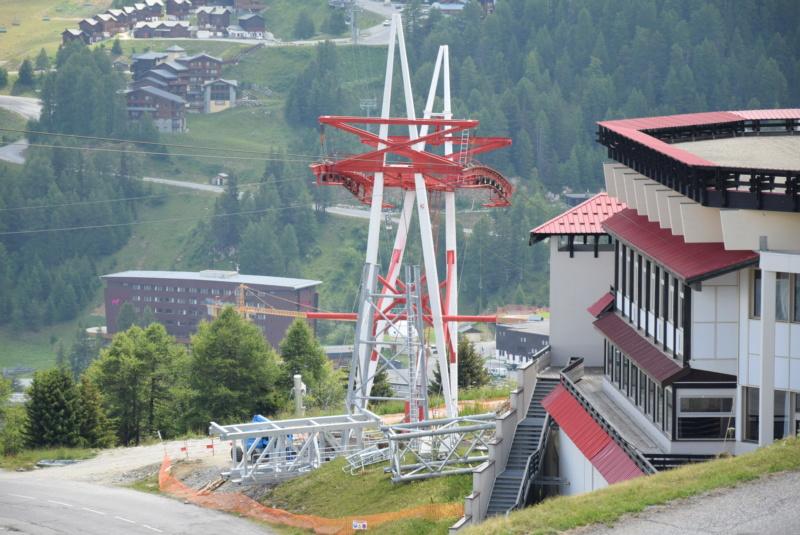 Remplacement pylône Télémétro - La Plagne (BMF) Dsc_0613