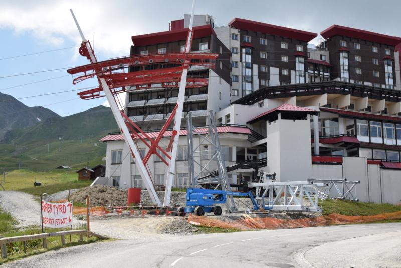Remplacement pylône Télémétro - La Plagne (BMF) Dsc_0614