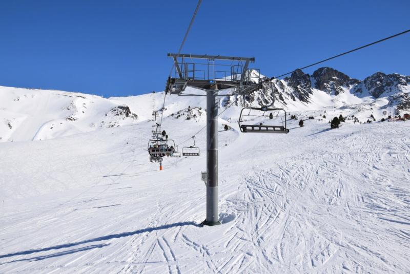 Télésiège débrayable 6 places (TSD6) Pic Blanc - Telesillas Dsc_0676