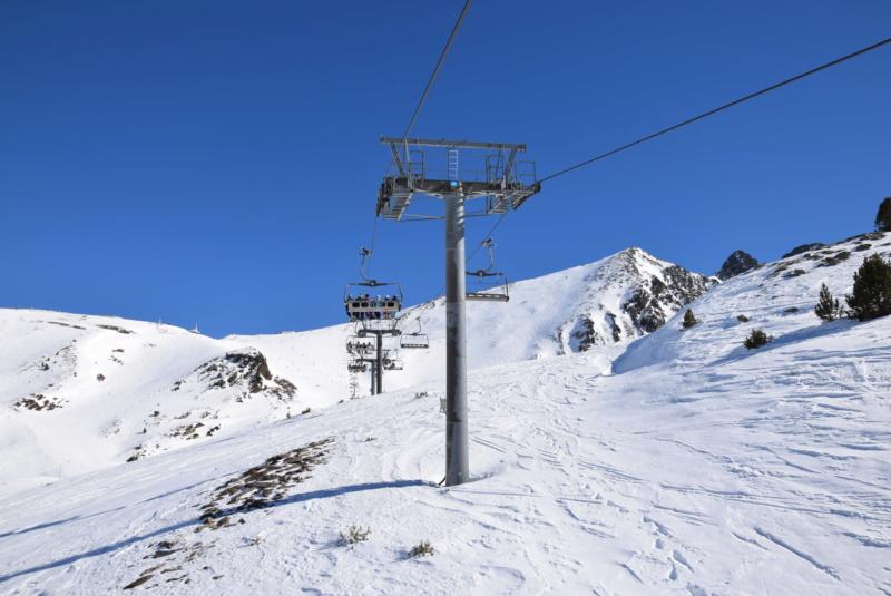 Télésiège débrayable 6 places (TSD6) Pic Blanc - Telesillas Dsc_0678