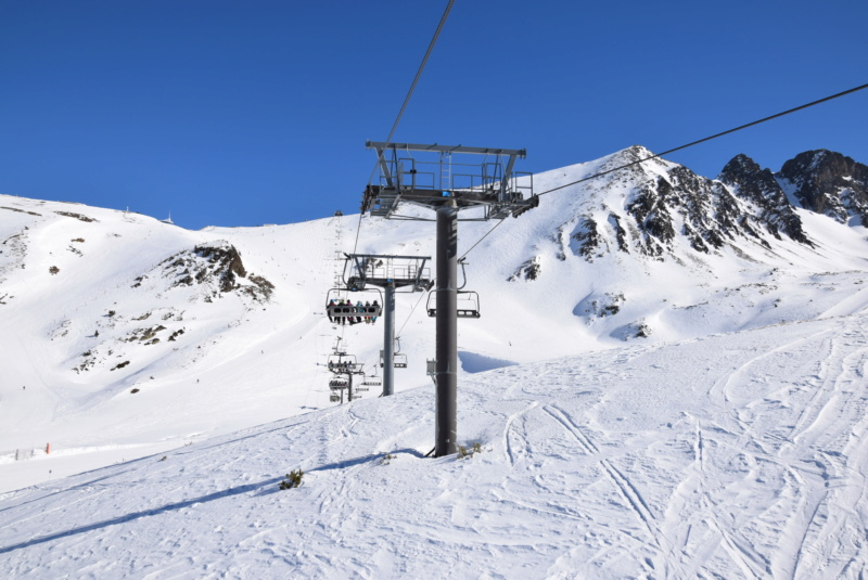 Télésiège débrayable 6 places (TSD6) Pic Blanc - Telesillas Dsc_0681