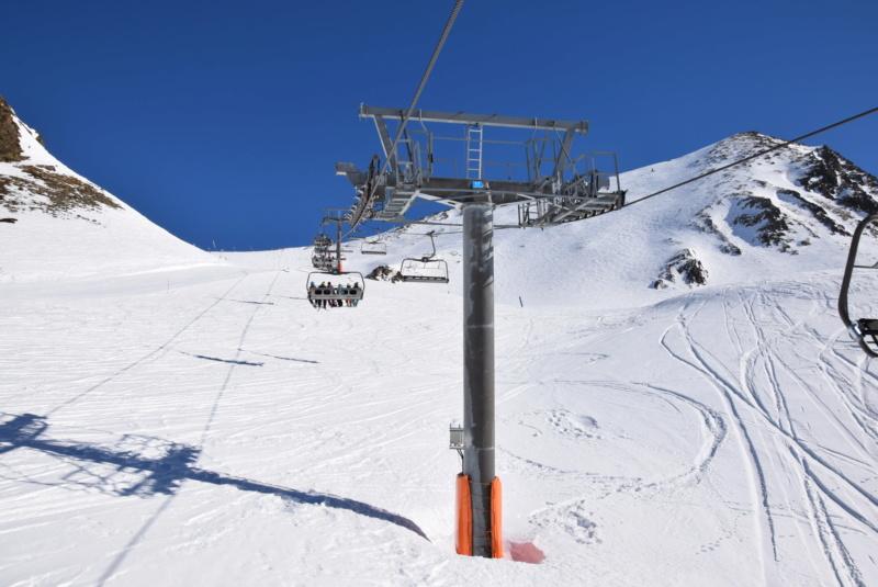 Télésiège débrayable 6 places (TSD6) Pic Blanc - Telesillas Dsc_0686