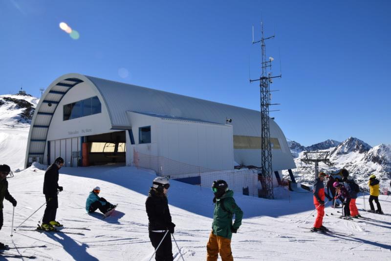 Télésiège débrayable 6 places (TSD6) Pic Blanc - Telesillas Dsc_0695