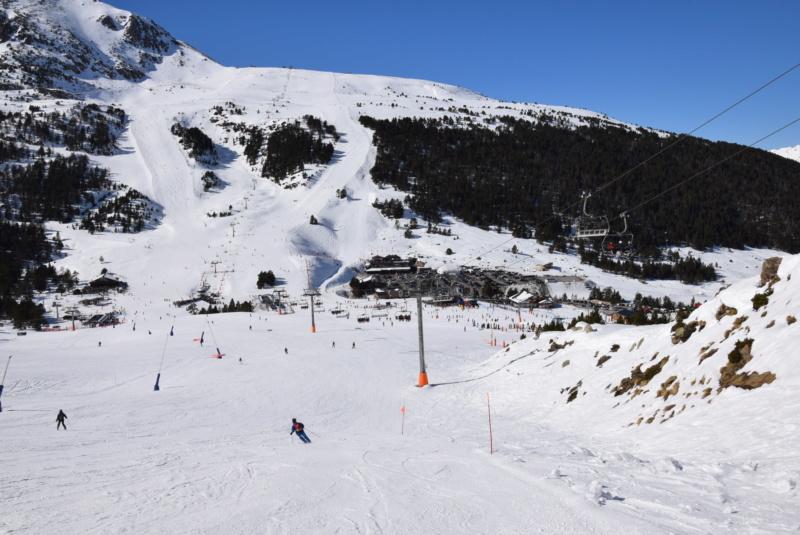 Télésiège débrayable 6 places (TSD6) Pic Blanc - Telesillas Dsc_0700