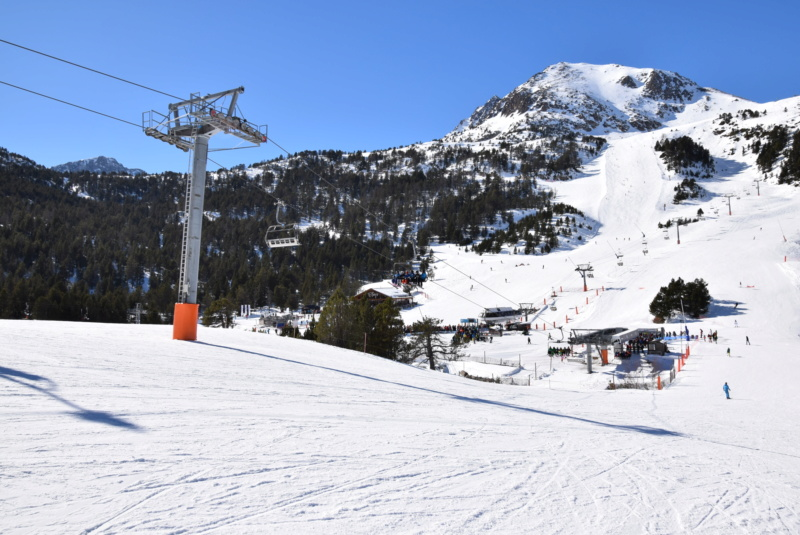 Télésiège débrayable 6 places (TSD6) Pic Blanc - Telesillas Dsc_0701