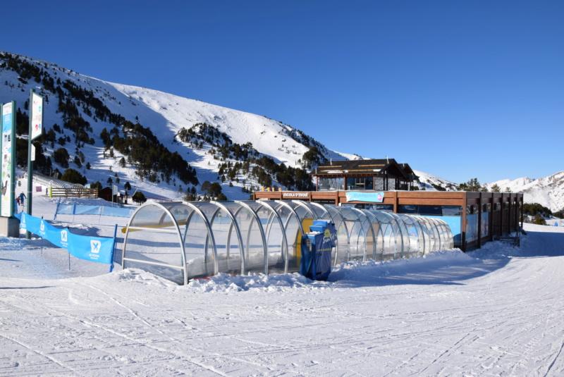 Tapis roulant Escola d'Esqui Soldeu Dsc_1161