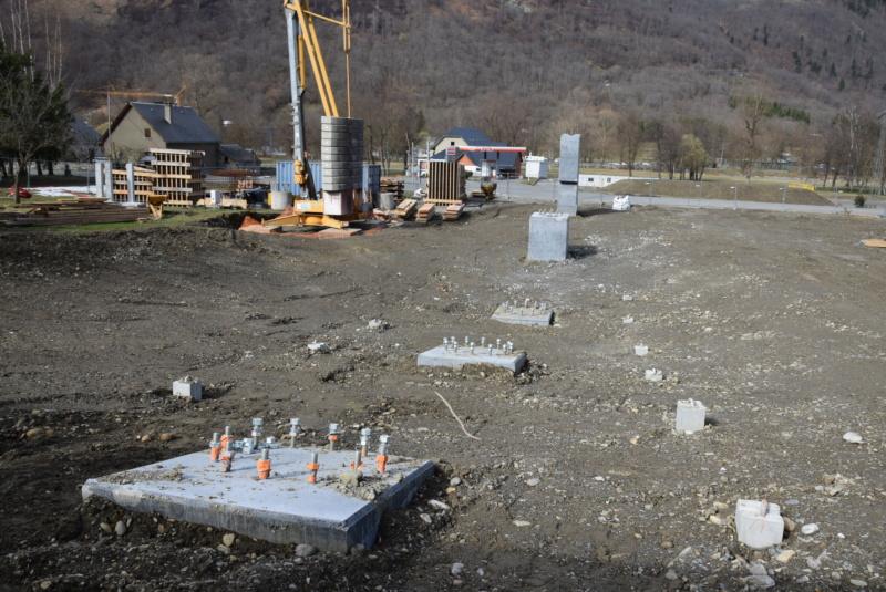 Construction Télécabine débrayable 10 places (TCD10) Peyragudes - Loudenvielle Dsc_1564