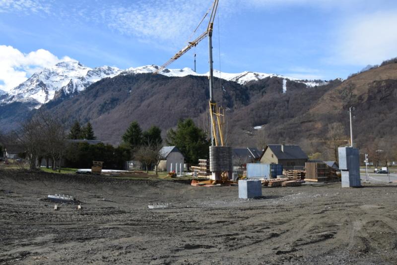 Construction Télécabine débrayable 10 places (TCD10) Peyragudes - Loudenvielle Dsc_1565