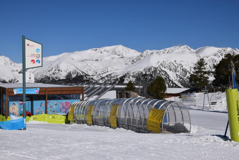 Tapis roulant Escola d'Esqui Soldeu Dsc_2093
