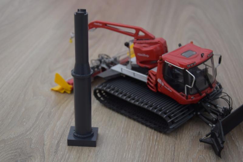 Impression 3D Pylône remontée mécanique miniature Dsc_2211