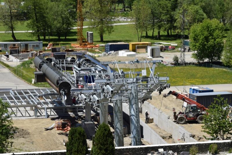 Construction Télécabine débrayable 10 places (TCD10) Peyragudes - Loudenvielle - Page 4 Dsc_2252