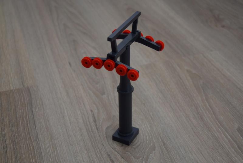 Impression 3D Pylône remontée mécanique miniature Dsc_2287