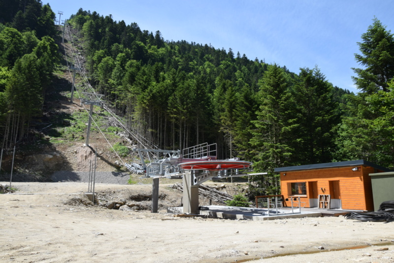Construction télésiège fixe 4 places Bisorne (TSF4) - LST, Ax 3 Domaines - Page 2 Dsc_2343