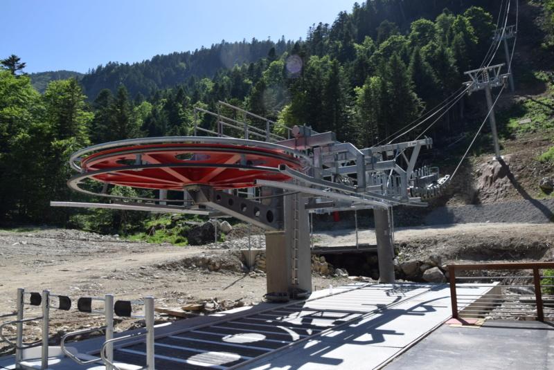 Construction télésiège fixe 4 places Bisorne (TSF4) - LST, Ax 3 Domaines - Page 2 Dsc_2346