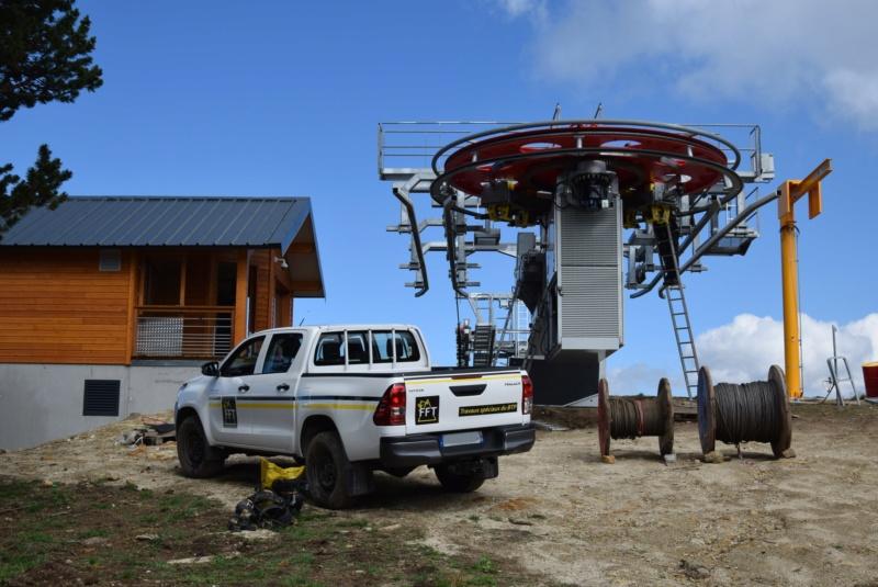 Construction télésiège fixe 4 places Bisorne (TSF4) - LST, Ax 3 Domaines - Page 2 Dsc_2368