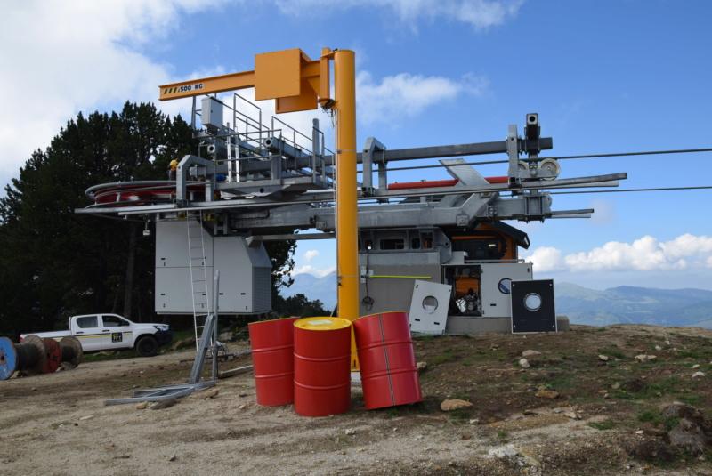 Construction télésiège fixe 4 places Bisorne (TSF4) - LST, Ax 3 Domaines - Page 2 Dsc_2370