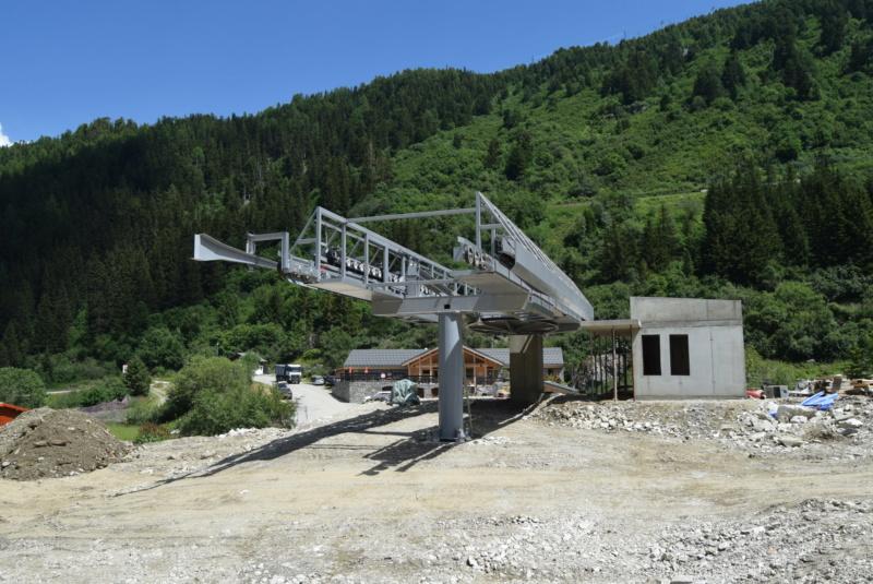 Construction télésiège débrayable Comborcière - Les Arcs (TSD4) Dsc_2439