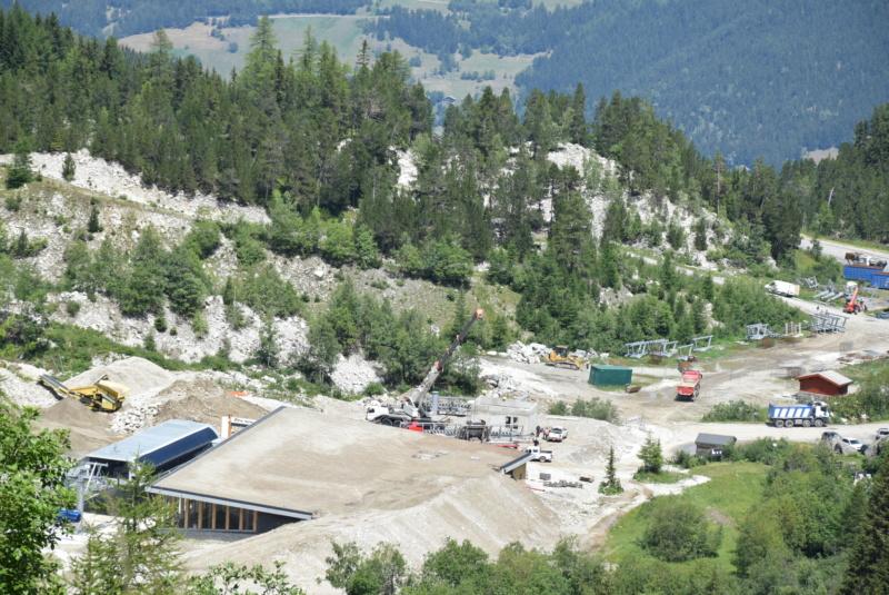 Construction télésiège débrayable Comborcière - Les Arcs (TSD4) Dsc_2444