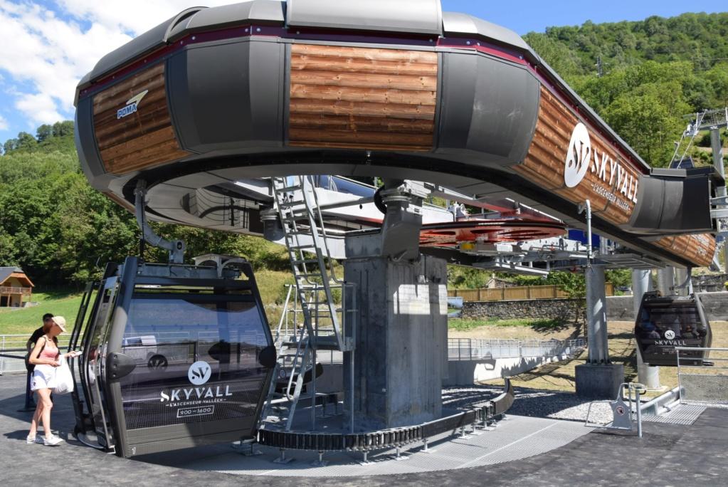 Télécabine débrayable 10 places (TCD10) Skyvall - Peyragudes / Loudenvielle Dsc_2569