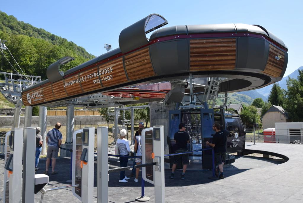 Télécabine débrayable 10 places (TCD10) Skyvall - Peyragudes / Loudenvielle Dsc_2570