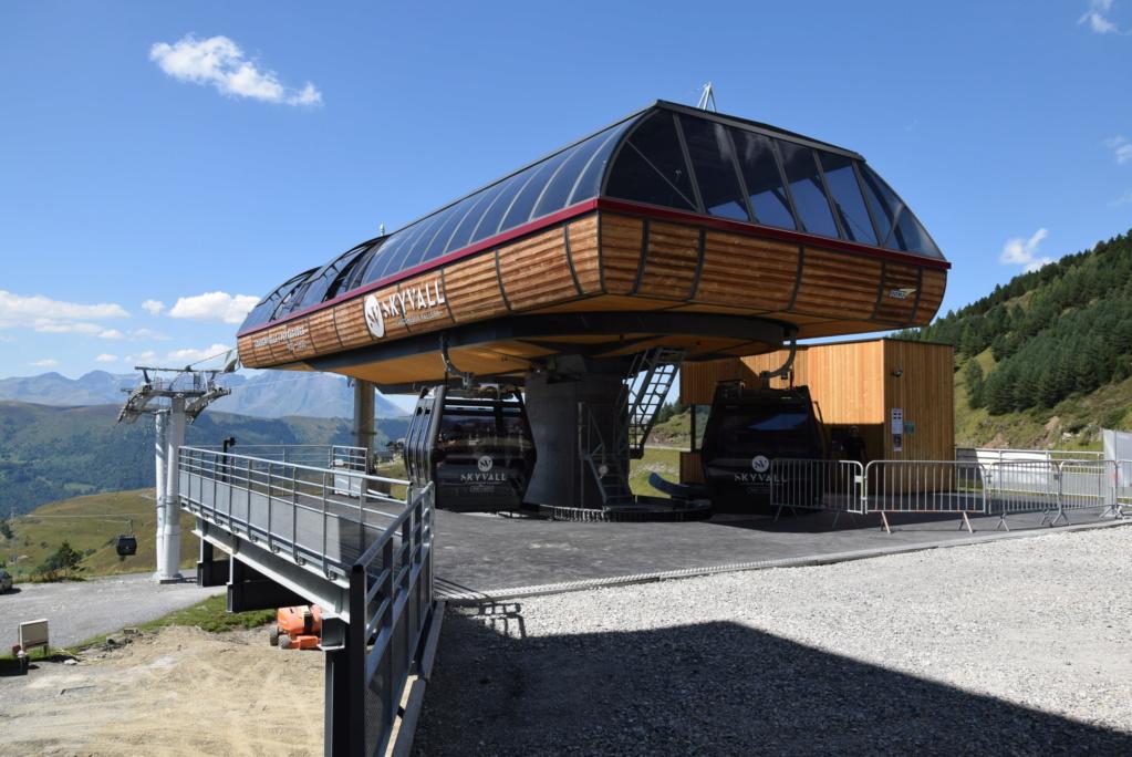 Télécabine débrayable 10 places (TCD10) Skyvall - Peyragudes / Loudenvielle Dsc_2601