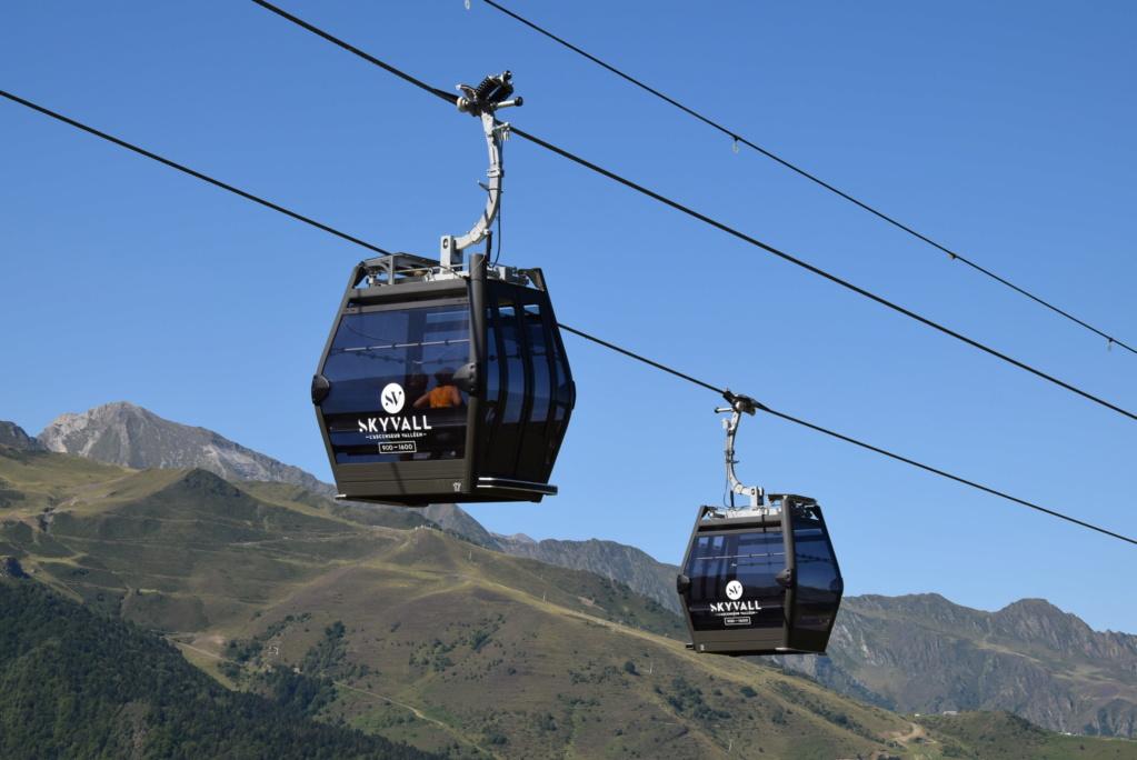 Télécabine débrayable 10 places (TCD10) Skyvall - Peyragudes / Loudenvielle Dsc_2605