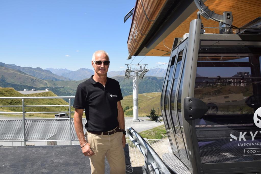 Télécabine débrayable 10 places (TCD10) Skyvall - Peyragudes / Loudenvielle Dsc_2627