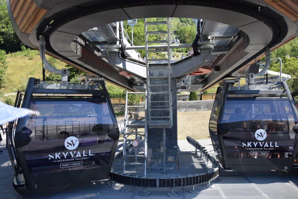 Télécabine débrayable 10 places (TCD10) Skyvall - Peyragudes / Loudenvielle Dsc_2646